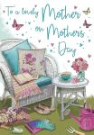 Mother's Day Card - Mother - Wicker Chair - Regal
