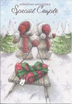 Special Couple - Christmas Card