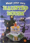 Haunted House 3D Construction Book - Make Your Own