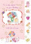 Birthday Card - Nanna - Ling Design