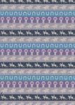 Horse Lovers Equestrian Gift Wrap Sheet & Tag