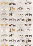 Tea Towel - Delightful Dogs - Alex Clark