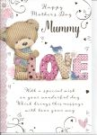 Mother's Day Card - Mummy Love