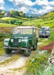 Birthday Card - Landrover Defender - Country Cards