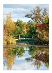 Birthday Card - Reflections Bridge Scenery - Country Cards