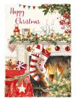 Christmas Card Pack - Winter Warmers - 8 Cards Xmas Quality - Ling Design