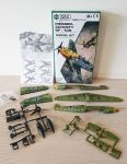 Messerschmitt BF - 109 Aeroplane Model Kit Scale 1:48 Build & Play