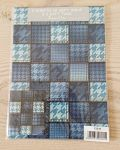 Blue Jean Gift Wrapping Paper 2 Sheets & 2 Tags