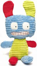 New Baby Roger Robot Reversible Happy Sad Face Soft Toy