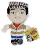 Del Boy - Only Fools and Horses Character Plush Window Sucker