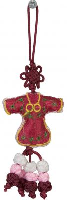 Oriental Lucky Charm Mobile Hanging Decoration - Outfit Design