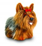 Yorkshire Terrier Yorkie Dog Plush Soft Toy - Standing - Keel