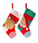 Pipp the Bear Christmas Stocking - Elf Reindeer - Keel