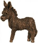 Baby Donkey Cold Cast Bronze Ornament - Frith Sculpture