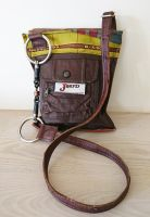 Tom Thumb Snaffle Bit Tartan & Leather Handbag - Joey D
