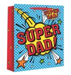 Super Dad Gift Bag - Large - Gift Envy - 33cm x 26.5cm