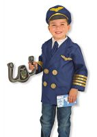 Melissa & Doug Pilot Fancy Dress Outfit