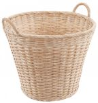 Large Dulwich Wicker Log Basket