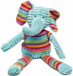 Elephant Soft Toy -  Blue Eric the Elephant