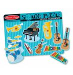 Melissa & Doug - Sound Puzzle - Musical Instruments