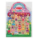 Melissa & Doug Fairy Puffy Sticker Activity Board