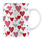 Heart Fine China Boxed Mug