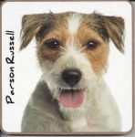 Parson Russell Terrier Dog Coaster - Dog Lovers