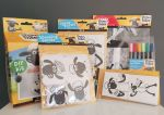 Shaun The Sheep Deluxe DIY Creative Kit - 6 Pieces - Model Colour