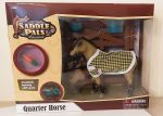 Quarter Horse Playset Field - 12 Items - Saddle Pals 14328
