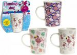 Flamingo Design Mug - Set of 6 - Fun Colourful
