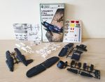 Vought F4U Corsair Aeroplane Model Kit Scale 1:48 Build & Play