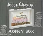 Honeymoon Fund - Loose Change Money Box