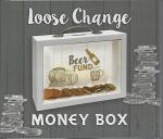 Beer Fund - Loose Change Money Box