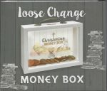 Christening Money Box - Loose Change Money Box