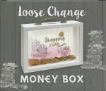 Shopping Fund - Loose Change Money Box