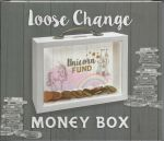 Unicorn Fund - Loose Change Money Box