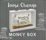 Adventure Fund - Loose Change Money Box