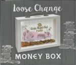 Girl's Night Out Fund - Loose Change Money Box
