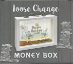Dream Holiday Fund - Loose Change Money Box
