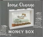 New Car Fund - Loose Change Money Box