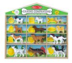 Melissa & Doug Canine Companions - 12 Dog Play Set