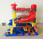 Garage Large Super Parking Playset with 6 cars