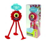 Voice Recording Buddy Red Monster Fun Gift - Monster Sponge