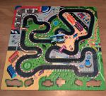 Play Mat Foam Floor Puzzle - Racing Track