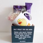 Cadbury's Hot Chocolate & Duck You Rude Mug Gift Set