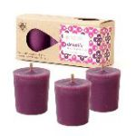 Root Candles Seeking Balance 3 pk Votive - 4 Scents