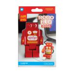 Robo Hub 2000 - Computer USB Port - Red Robot