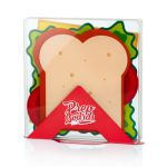 Prep Kitchen Chopping Boards with Stand - Sandwich Design