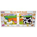 Baby Bath Book - My 1st Bath Book - Farm