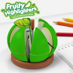Fruity Highlighters - Apple set of 6
